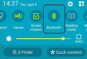 Kako poslati fajl preko Bluetooth-a? (Android)