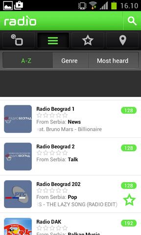 srpske radio stanice