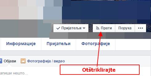 Kako Fejsbuk odlučuje šta da vam prikaže u novostima?