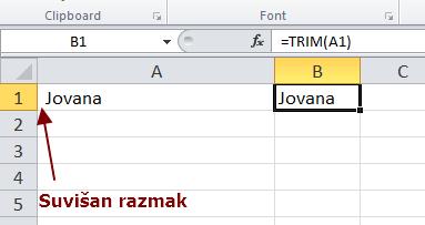 Par tehnika za sređivanje i čišćenje podataka u Excelu