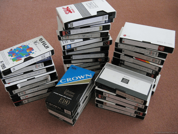 video-kasete