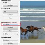 Kako pojačati zvuk video zapisa pomoću programa Avidemux?