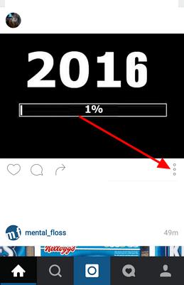 podesavanja objave instagram