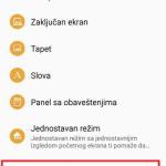 Kako povećati veličinu slova na telefonu ili tabletu (Android i Windows)?