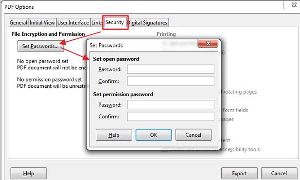 bezbednost pdf dokumenta