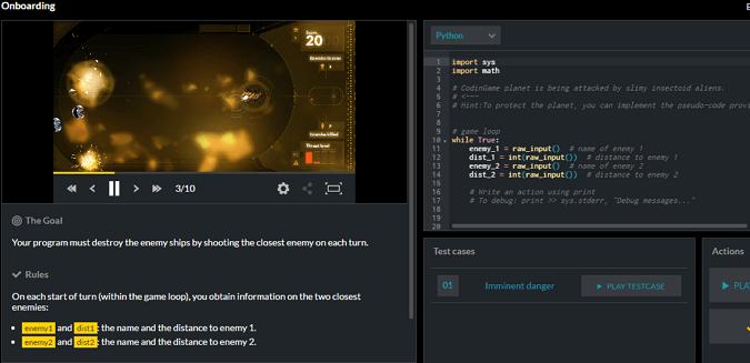 igrice za programiranje