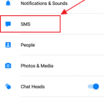 Kako onemogućiti Fejsbuk mesendžeru da pristupa SMS porukama i kontaktima?