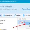 povratak obrisanih fajlova