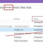 Isključite programe koji se podižu zajedno sa sistemom (Windows 10)
