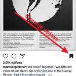 Kako da privatno sačuvate bilo koji post na Instagramu?