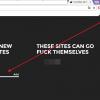 zabrana pristupa sajtovima
