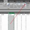 podeli tabelu po kolonama
